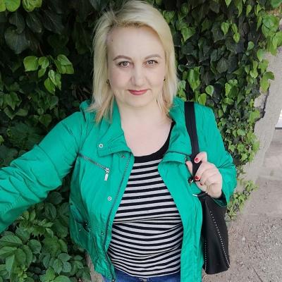 Irina Stasyuk, Praha