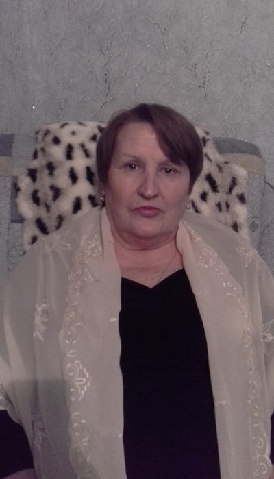 Нина Волошина, Яшкуль