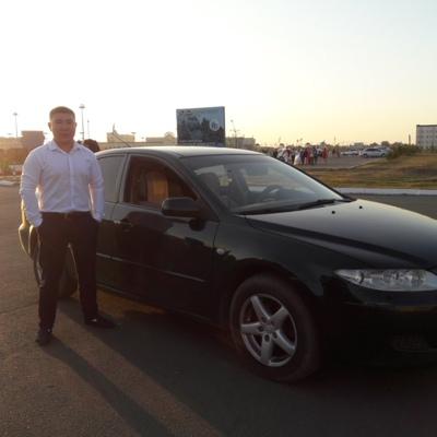 Ерболат Курмашев