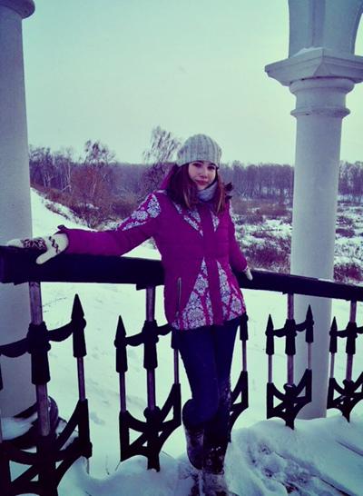Элита Варянина, Елабуга