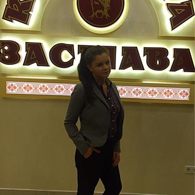 Юлия Балтага, Киев