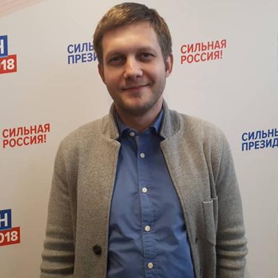 Борис Корчевников, Москва