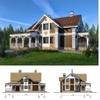 Архитектура и дизайн.Проекты домов.