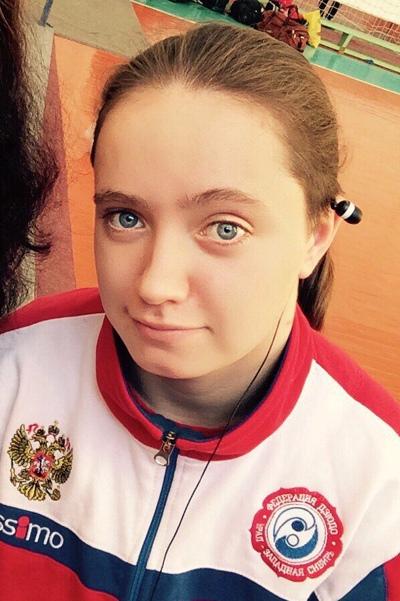 Анастасия Мяконьких, Екатеринбург