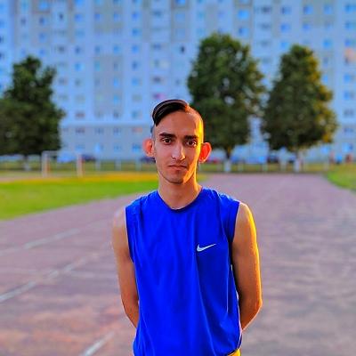 Сабир Алиев, Гомель