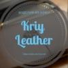 """""""Kriy Leather"""" - изделия из кожи ручной работы"""