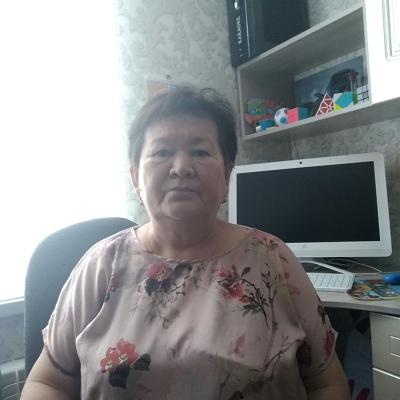 Мария Дусмухамбетова, Актау