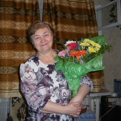 Вера Люльчак, Мурманск