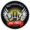 "BIKE - PARTY ""RENAISSANCE"""