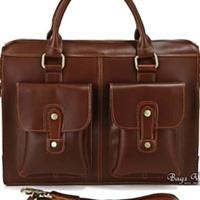 Кожаные сумки мужские из натуральной кожи