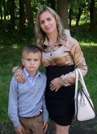 Анна Горна, Пустомыты