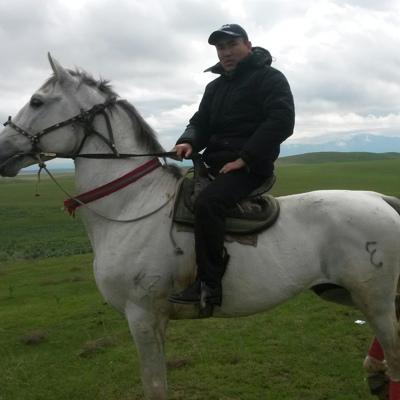 Elaman Amirhanov, Шымкент