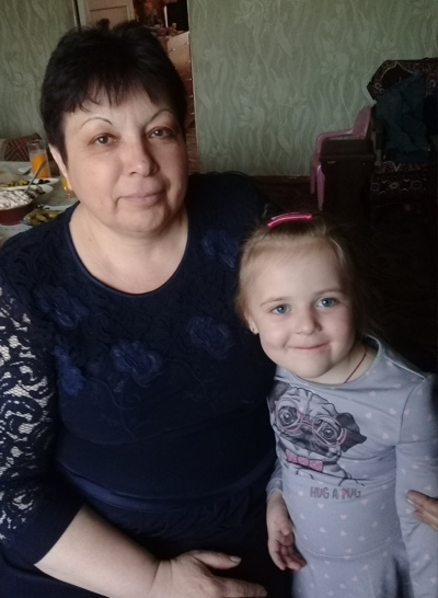 Людмила Филина, Шахтерск