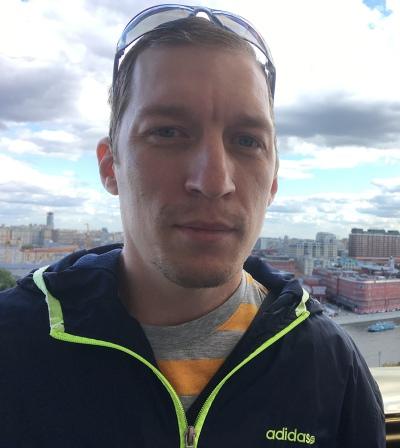 Юрий Колмаков, Юрга