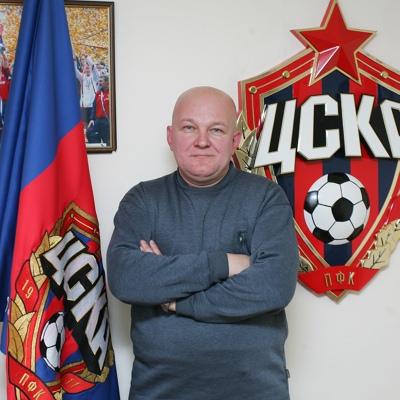 Дмитрий Бугров, Москва