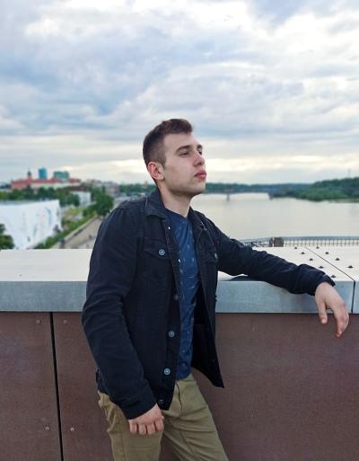 Антон Чуванов, Луганск