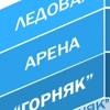 """Ледовая Арена """"ГОРНЯК"""" 6-35-04"""