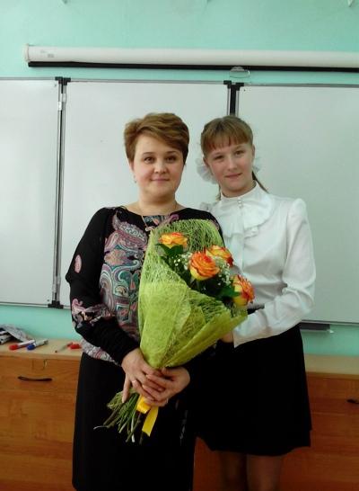 Ирина Стрижкова, Муравленко