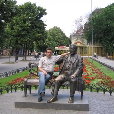 Анатолий Семесенко, Пинск
