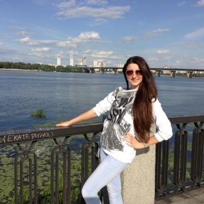 Екатерина Матусевич, Киев