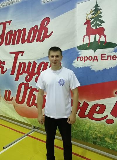 Александр Рахманов, Елец