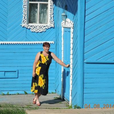 Наталья Артёмова, Коноша