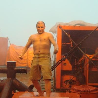Андрей Бурый