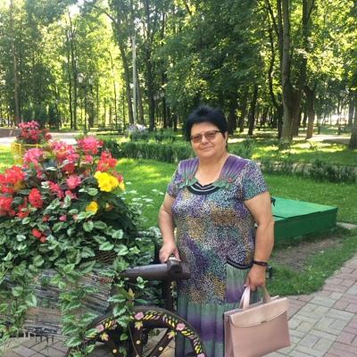 Валентина Карпенкова