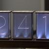 Cronixie / Крафтовые часы на светодиодных лампах