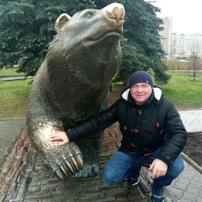 Павел Пестряков