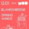 Blankenberge | Spring Winds | 12.01 | MOD Club