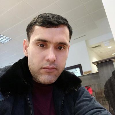 Мирзобек Наимов