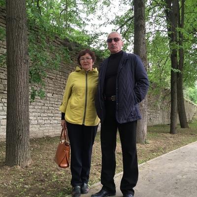 Ольга Сливина, Псков