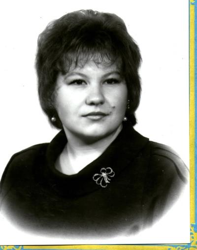 Татьяна Словинская