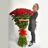 Свежие розы из Эквадора • Доставка цветов Пермь