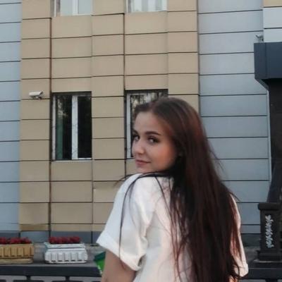 Арина Чубарова