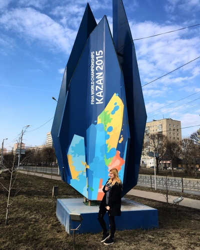 Маргарита Лебедева, Москва
