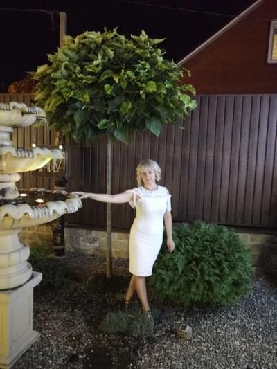 Нина Борисова, Краснодар
