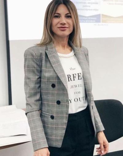Galina Golubeva, Москва