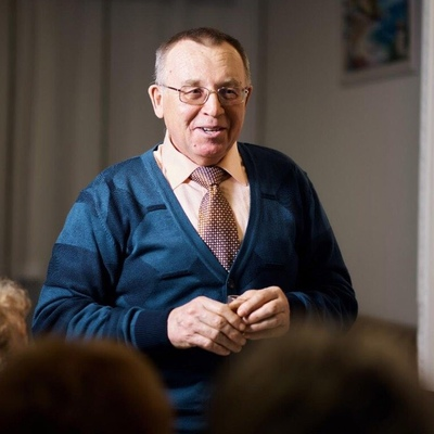 Василий Дубов, Ульяновск