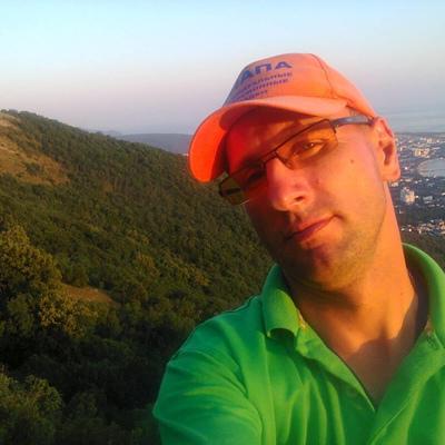 Сергей Ильин, Анапа