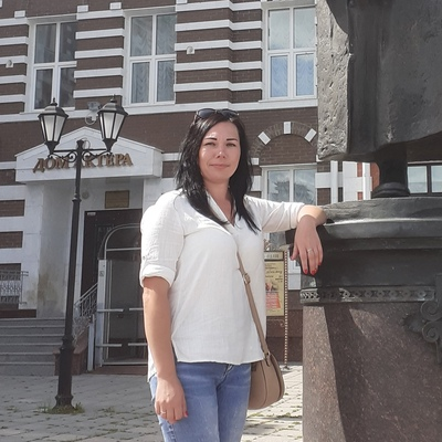 Nadezhda Andreeva, Tyumen