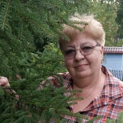 Галина Олькина, Петрозаводск