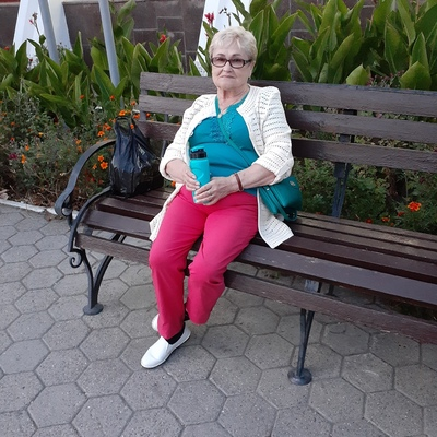 Любовь Бабушкина