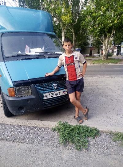 Николай Беркут, Луганск