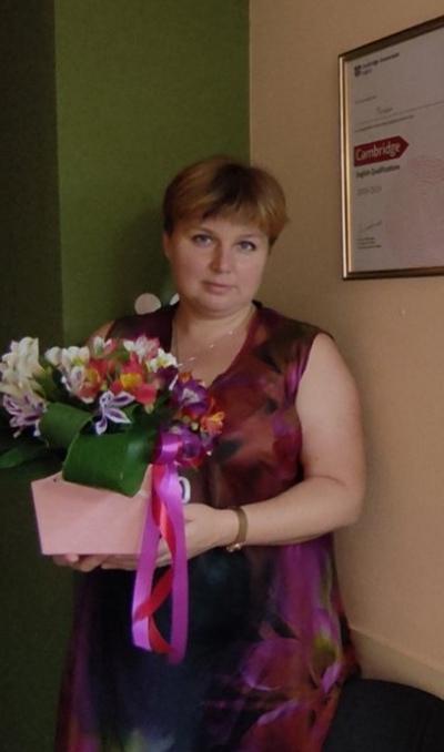 Ирина Легзина