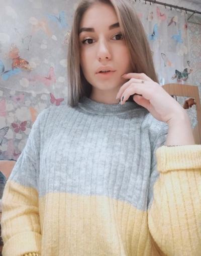 Анна Рябова, Москва