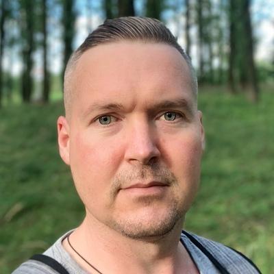 Олег Меженин, Волхов