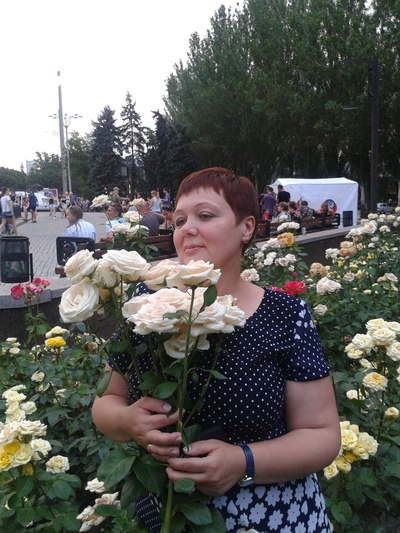 Людочка Бубликова, Донецк