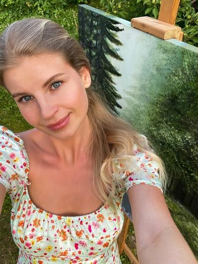 Anna Krasnova, Красноярск